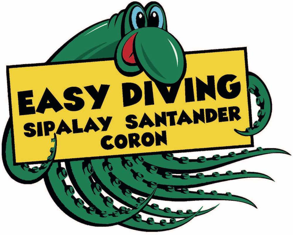 Sipalay Easy Diving & Beach Resort Logo